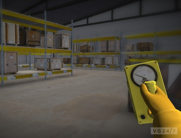 Chemical Spillage Simulation