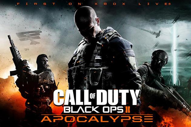 Black Ops 2 Apocalypse