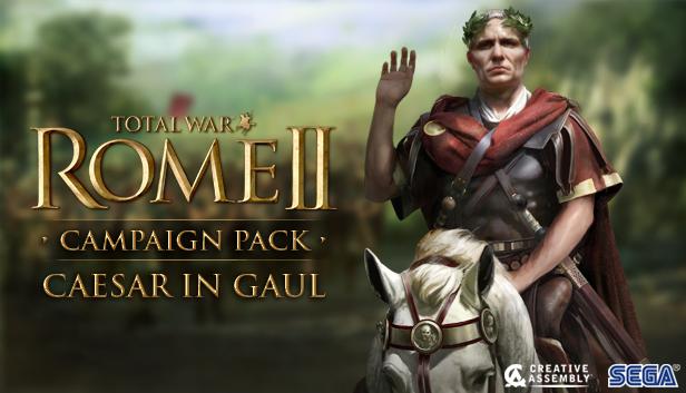 Total War Rome II Caesar in Gaul