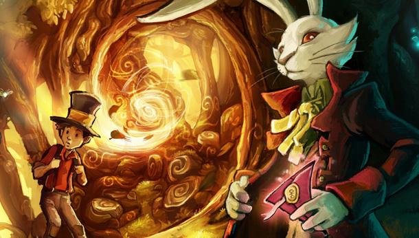 The Night of the Rabbit