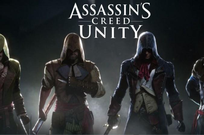 Assassin's CreedUnity