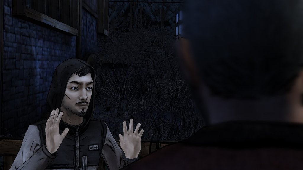 TWD Season Two Episode 4 - Amid the Ruins