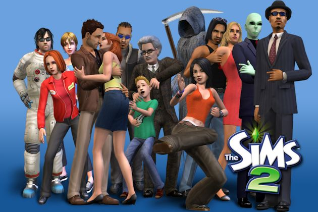The Sims 2 Ultimate Collection
