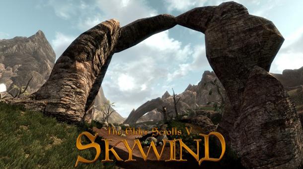 The Elders Scrolls V Skywind