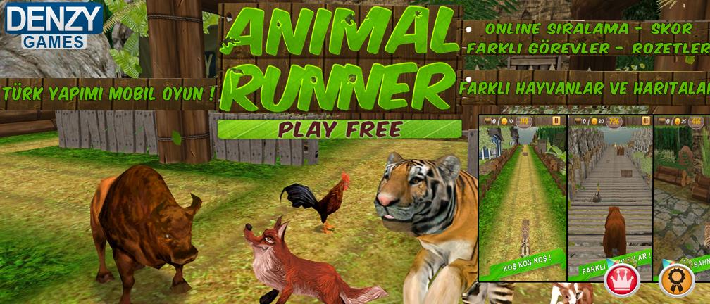 Animal Runner Orman Krallığı
