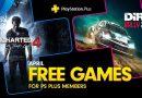 PlayStation Nisan Ayı Ücretsiz Oyunları