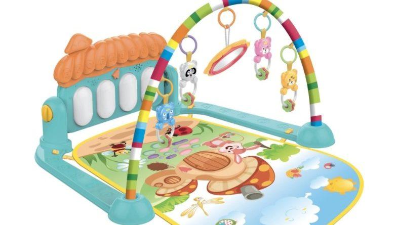Bebeğiniz İçin 6 Harika Oyuncak